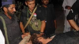 पाकिस्तानी पुलिस