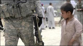 Діти в Афганістані стають жертвами бойових дій повстанців
