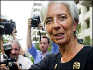Ms Lagarde