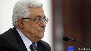 Presidente palestino, Mahmoud Abbas, em foto de arquivo (AFP)
