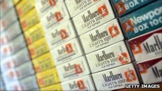 penjualan rokok