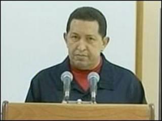 Chavez na fama da ciwon daji