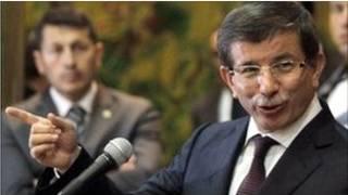 وزیر خارجه ترکیه - مصطفی داوداوغلو