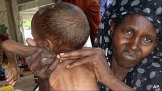 Uruzuba rubangamiye abantu muri Somalia