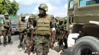 AMISOM yateye Al Shabaab