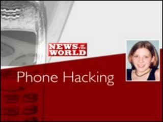 ब्रिटेन में फ़ोन हैकिंग