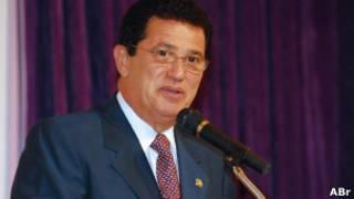 Ex-ministro Alfredo Nascimento. ABr