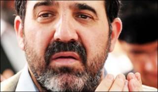 احمد ولي کرزی