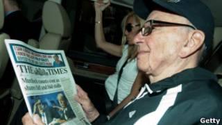 Rupert Murdoch/Getty Images