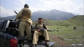 کرم ایجنسی میں پاکستانی فوج