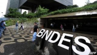 Sede do BNDES/ AFP