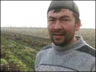 Фермер Ойбек(2009 йил кузида олинган сурат)