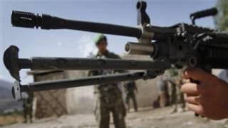 نیروهای امنیتی در لغمان (عکس از آرشیو)