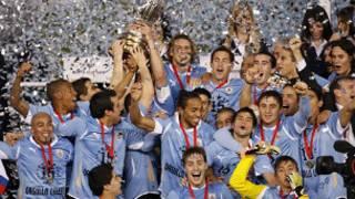 Uruguay yatwaye Copa America