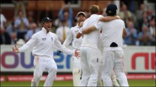 इंग्लैंड जीत के बाद