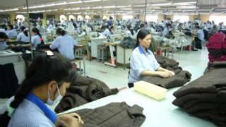 Công nhân tại doanh nghiệp vừa và nhỏ