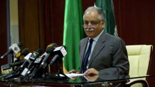 Aliyekuwa waziri mkuu wa Libya