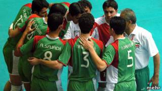 تیم والیبال جوانان