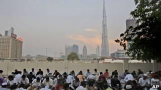Burj Khalifa | Crédito da foto: AP