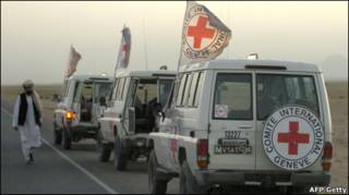 अफ़गानिस्तान में रेड क्रॉस
