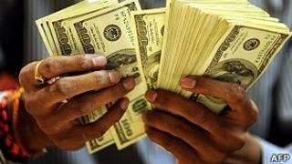 Dolar/AFP