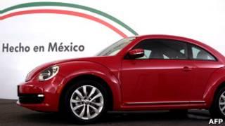 Auto hecho en México