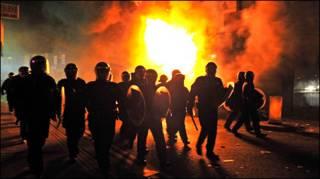 लंदन दंगे (फ़ाइल फ़ोटो)