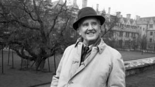 Tolkien ở Oxford năm 1968