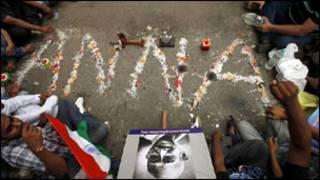 Abashyigikiye Anna Hazare