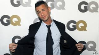 Mike 'The Situation' Sorrentino. AP