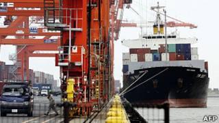 Pelabuhan Jepang
