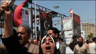 Лівія, повстанці