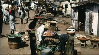 Рынок в Нигерии