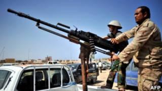 Kelompok pemberontak Libia