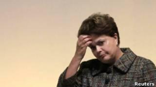 Presidente Dilma Rousseff. Reuters