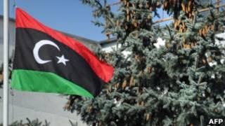 Флаг Национального переходного совета Ливии