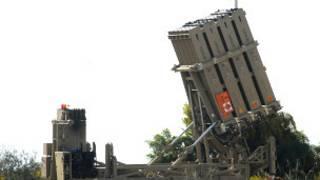 """Батарея противоракетной обороны """"Железный купол"""""""