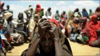 قحطی در سومالی جان دهها هزار نفر را گرفته است