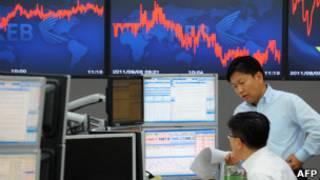 البورصة الكورية