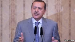 رجب طیب اردوغان؛ نخست وزیر ترکیه