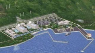 Mô hình nhà máy điện hạt nhân