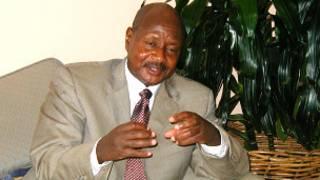 Yoweri Museveni, Shugaban Uganda