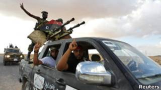 Quân nổi dậy tiếp cận Bani Walid