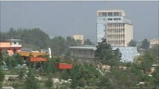 Centro de Cabul.