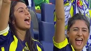 Fenerbahce fanclub had a good behaviour during the match