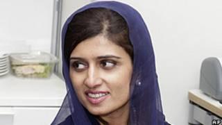 Hina Rabbani Khar (AP)