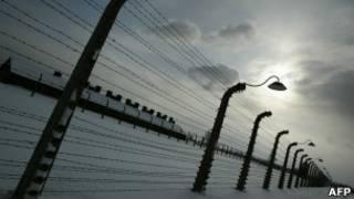 Нацистский концлагерь