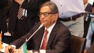 Ngoại trưởng Ấn Độ S.M. Krishna
