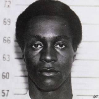 Foto tirada em 1963, do New Jersey Departament of Corrections (AP)