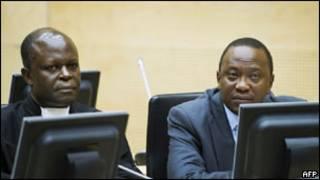 président de la cour suprême kenyane